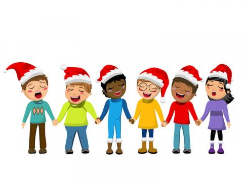 Image result for christmas singers
